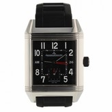 Jaeger Lecoultre Jaeger-lecoultre Reverso Black Steel Watches