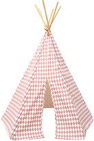 Nobodinoz Arizona Diamond-Pattern Cotton Play Tent