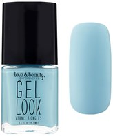 Forever 21 Blue Gel Look Nail Polish