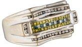 Ring 14K Colored Diamond