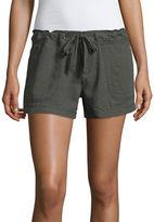 UNIONBAY Union Bay Woven Pull-On Shorts-Juniors