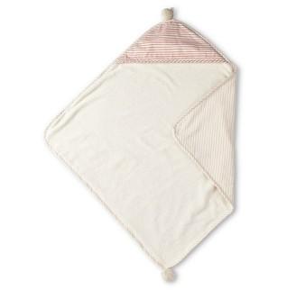 Pehr Hooded Towel Petal