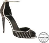 Pierre Hardy Exclusive high heel sandals with Swarovski crystals