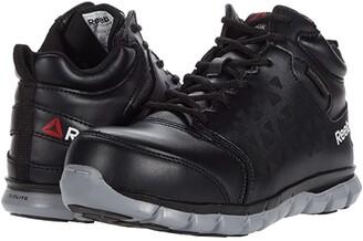Reebok Work Sublite Cushion Work (Black/Grey) Women's Shoes