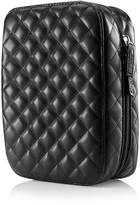 Trish McEvoy Deluxe Makeup Planner®, Classic Black Quilted Mini