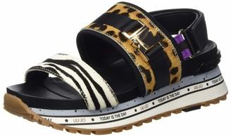 Liu Jo Shoes Women's Wonder Maxi 06-Sandal Open Toe