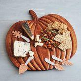 Sur La Table Pumpkin Cheese Board