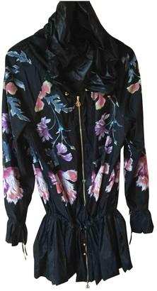Roberto Cavalli Multicolour Synthetic Coats