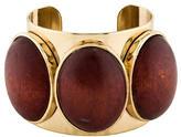 Tory Burch Wood Beads Cuff
