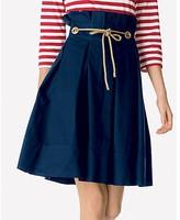 Exclusive Grommet Skirt