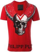 Philipp Plein 'Triangles' T-shirt