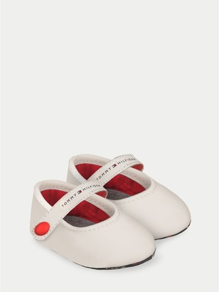 Tommy Hilfiger TH Baby White Shoe