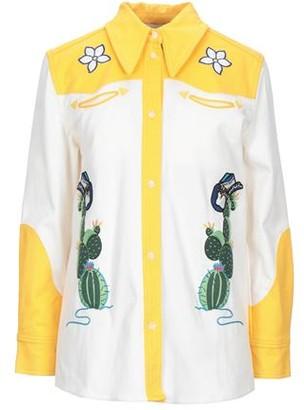 Mira Mikati Denim shirt