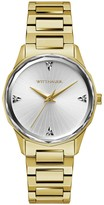 Wittnauer Women's Goldtone Diamond Accent DialWatch