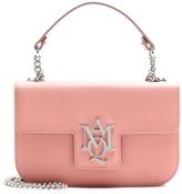 Alexander McQueen Insignia Chain Leather Satchel