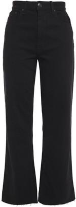 Rag & Bone Ruth High-rise Straight-leg Jeans
