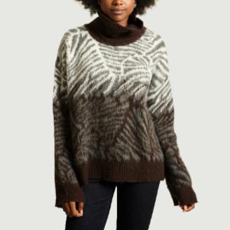 By Malene Birger Vintage Camel Acrylic Evony Sweater - xs | Acrylic | camel - Camel