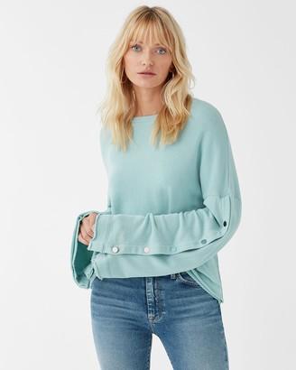 Splendid Snap Active Sweatshirt