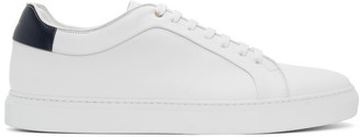 Paul Smith White Basso Sneakers