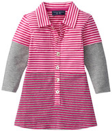 Toobydoo Polo Dress (Baby & Toddler Girls)