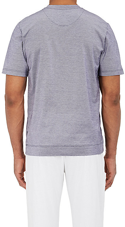 Zimmerli MEN'S BON VIVANT COTTON SHIRT