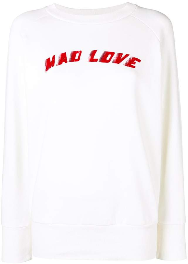 Givenchy Mad Love sweatshirt