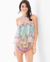 Soma Intimates Penny Lane Cami Shorts Pajama Set