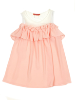 Funkyberry Ruffle Cotton Dress