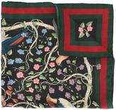 Gucci Rapaci print scarf - men - Silk - One Size