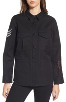 Zadig & Voltaire Women's Tackl Army Jacket