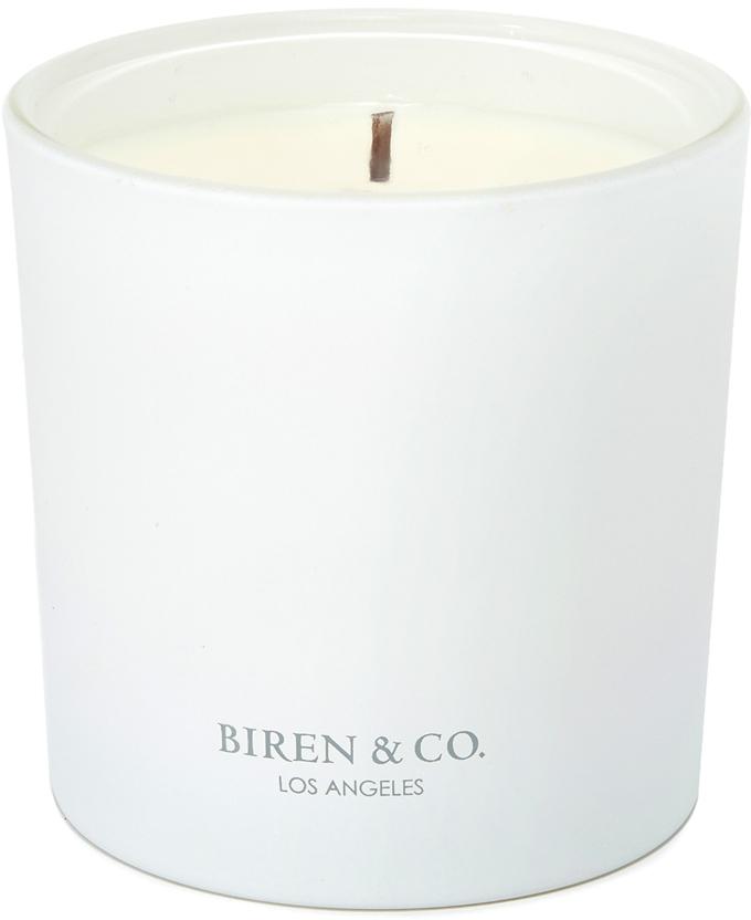 Biren & Co. Lotus Vanilla Candle