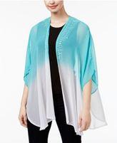 Steve Madden Sequined Ombré Kimono