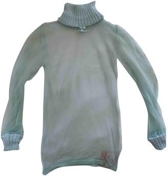 Courreges Blue Top for Women Vintage