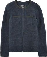 Le Temps Des Cerises Wool blend jacket