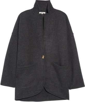Madewell Saville Sweater Blazer