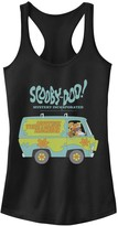 Scooby-Doo Licensed Character Juniors' Mystery Incorporated Mystery Machine Tank