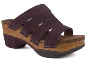 White Mountain Montana Strappy Platform Sandals Women's Shoes