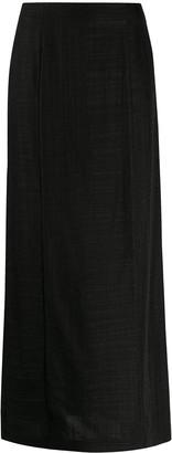 Gianfranco Ferré Pre Owned 1990s Maxi Skirt