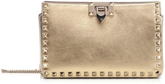 Valentino Rockstud Chain Strapped Crossbody Bag