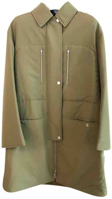 Hermes Green Wool Jackets