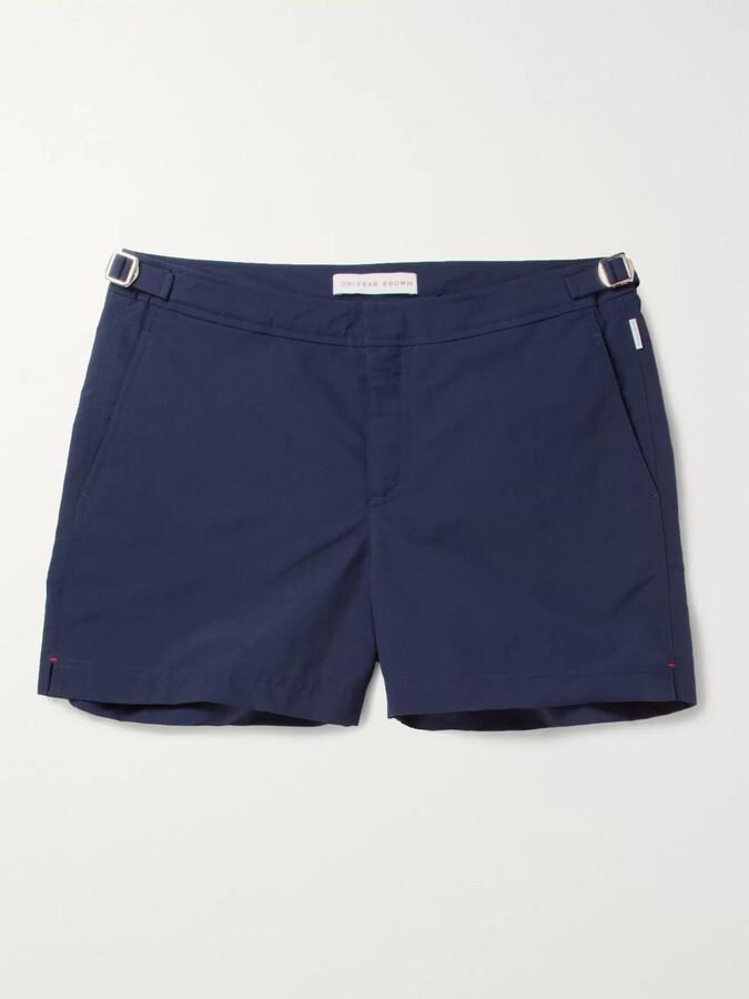 Orlebar Brown Setter Short-Length Swim Shorts - Men - Blue - 30