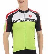 Castelli Men's Velocissimo DS Full Zip Cycling Jersey 45459