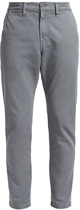 7 For All Mankind Slim-Fit Cotton-Blend Pants
