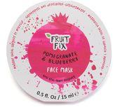 NPW Fruit Fix Pomegranate & Blueberry Face Mask