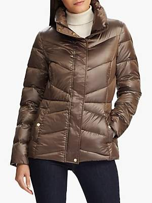 Ralph Lauren Ralph Packable Quilted Jacket, Bronze