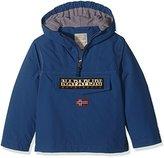 Napapijri Boy's K RAINFOREST NEW Jacket, Blue (POWER), 4