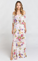 MUMU Hacienda Maxi Dress ~ Best Friend Floral