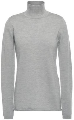 Duffy Merino Wool Turtleneck Sweater