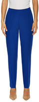Lafayette 148 New York Stanton Cotton High-Waisted Pant