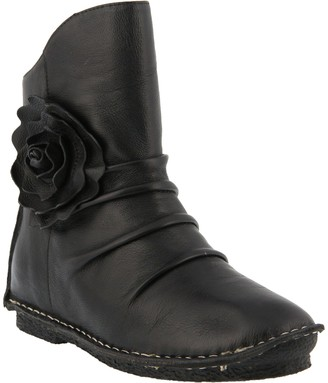 Spring Step L'Artiste Leather Boots - Silvestra